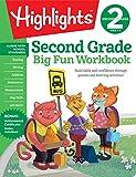 #1: Second Grade Big Fun Workbook (Highlights™ Big Fun Activity Workbooks)