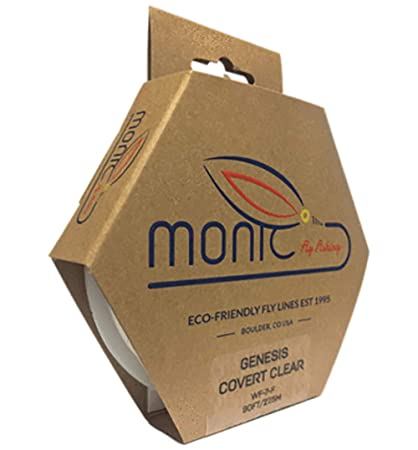 Monic Genesis Covert Clear Fly Line
