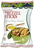 Kay's Naturals Gluten Free Protein Pretzel Sticks, Jalapeno Honey Mustard, 1.2 oz