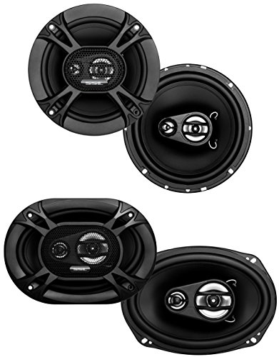 150w Coaxial Speaker - 2) Soundstorm SSL EX365 6.5