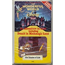 Wonderful World of Disney An Adventure in Color including Donald In Mathmagic Land