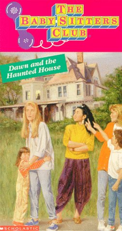 Dawn and The Haunted House [VHS]