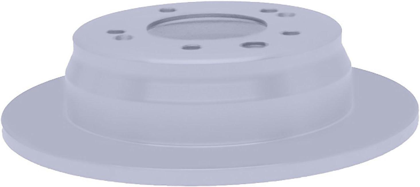 ACDelco 18A2805AC Advantage Coated Rear Disc Brake Rotor