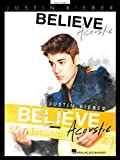 img - for Justin Bieber - Believe: Acoustic (Easy Piano) book / textbook / text book