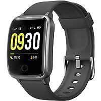 Willful Smart Watch for Men Women 2020 Version IP68 Waterproof, Fitness Tracker Heart Rate Monitor Sport Digital Watch…