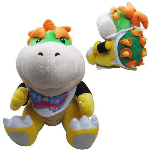 Super Mario Bros Plush Doll JR BOWSER 6.5