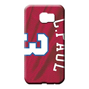 samsung galaxy s6 edge Sanp On Scratch-free For phone Cases mobile phone carrying cases player jerseys