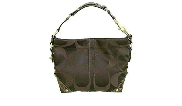 e152b841e541 ... uk coach signature sateen mirror metallic carly sac bag 13008 brown  handbags amazon 1e1d1 ac5d9 ...