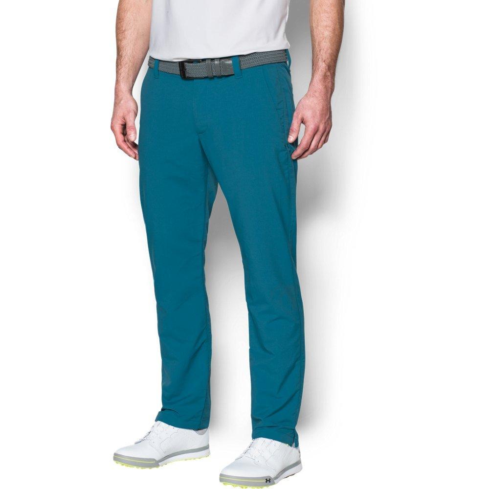 Under Armour UA Match Play Golf — Tapered Leg 30/30 Bayou Blue