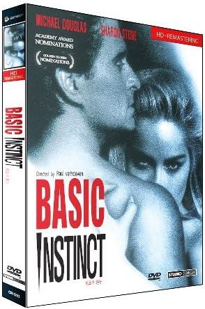 Basic Instinct 1992 Hd Dvd All Region Amazon Co Uk Michael Douglas Sharon Stone George Dzundza Paul Verhoeven Dvd Blu Ray