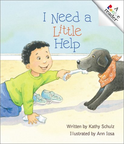 Read Online I Need a Little Help (Rookie Readers) pdf epub