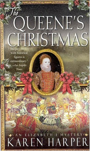 book cover of The Queene\'s Christmas