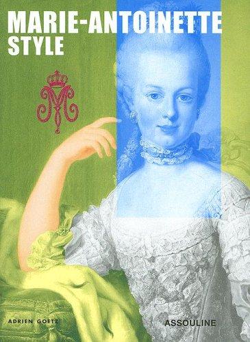 Read Online Marie-Antoinette Style (Memoire) pdf epub