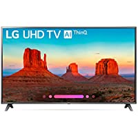 Deals on LG 75UK6570PUB 75-inch 4K LED TV w/Magic Remote + $300 Dell GC