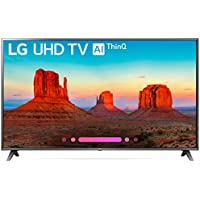 LG Electronics 75UK6570PUB 75-Inch 4K Ultra HD Smart LED TV (2018 Model)