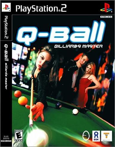Q-Ball: Billiards Master / Game [Importación Inglesa]: Amazon.es: Videojuegos