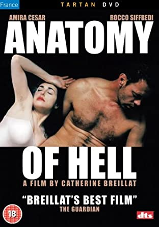 Anatomy Of Hell 2004 Dvd Amazon Amira Casar Rocco