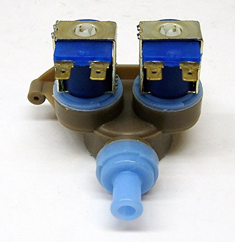 NEBOO Washing Machine Water Valve for Whirlpool Maytag WP22004333 AP6006446 PS11739520 ()