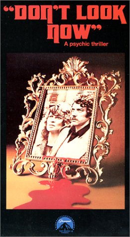 Don't Look Now [VHS]