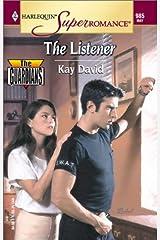 The Listener: The Guardians (Harlequin Superromance No. 985) Mass Market Paperback