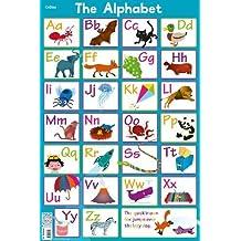 Alphabet (Collins Children's Poster)