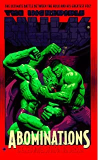 Amazon the ultimate hulk marvel comics 9780425165133 incredible hulk abominations marvel comics fandeluxe Image collections
