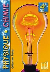 Physique-chimie 4e 2002 eleve