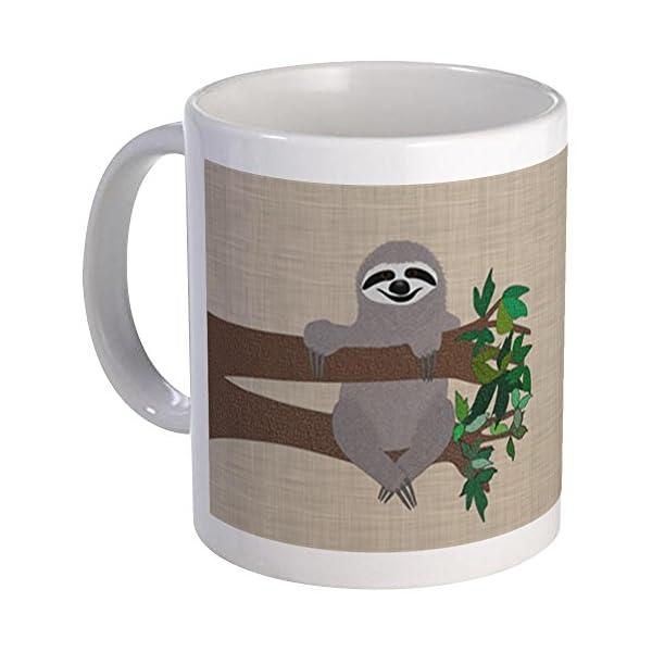 Cafepress Sloth Mugs Unique Coffee Mug, Coffee Cup -