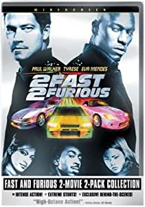 Fast and Furious 2-Movie 2-Pack Collection (Widescreen Editions)