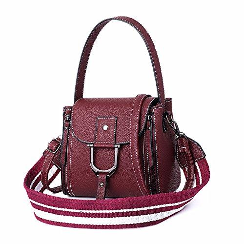 Sacs à main de haute qualité pour les femmes Designer Fashion Tote Satchel Crossbody sac à bandoulière Darkpurple