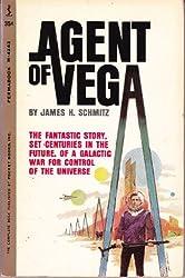 Agent of Vega (Permabook, No. M-4242)
