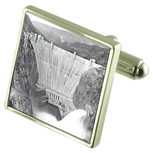 - Select Gifts Hoover Dam Engraved Keepsake Message Box