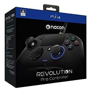 Nacon Revolution Pro Controller para PS4 [Importación Inglesa]