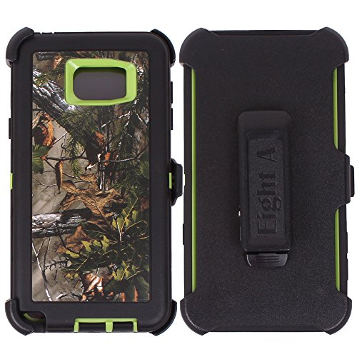 Galaxy Camouflage Defender Samsung green tree camo product image