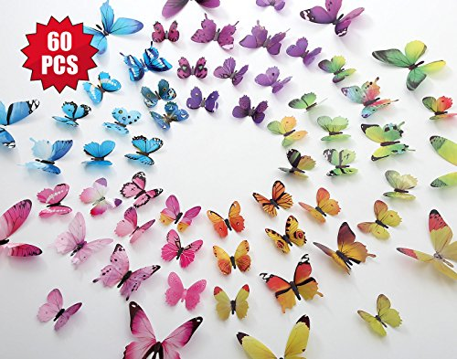 Butterfly Butterflies Removable Stickers Decoration product image