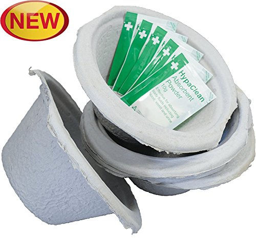 Premium Sick Bowls, Q2638 Safety First Aid Group