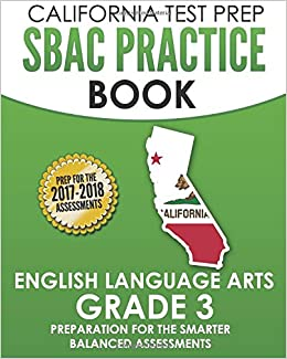 photograph relating to Caaspp Practice Tests Printable named : CALIFORNIA Check PREP SBAC Train Ebook English