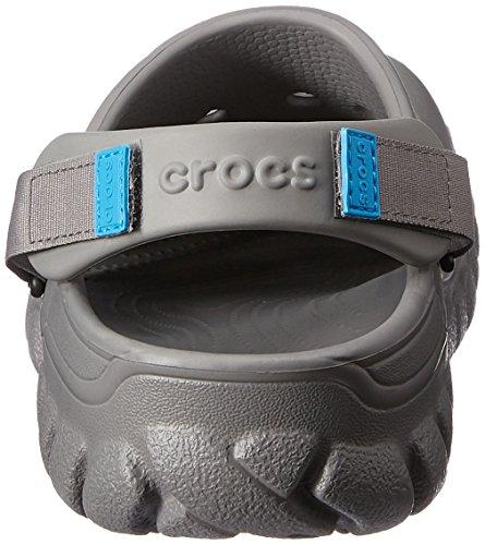 Adulto Sabot smoke Unisex Offroadsportclg Grigio – charcoal Crocs SIw5qaq