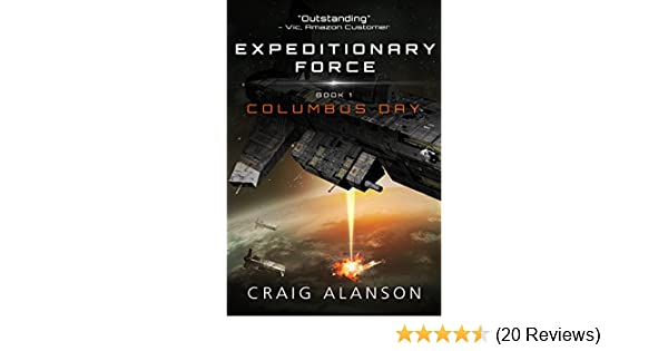 expeditionary force columbus day summary