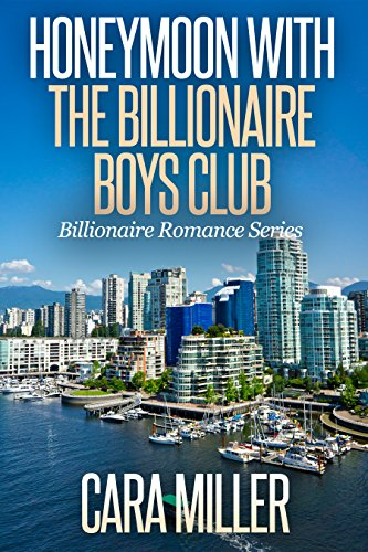 Honeymoon Billionaire Boys Club Romance ebook product image