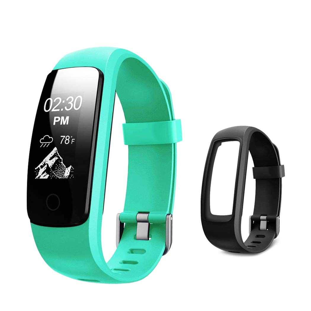 Plus Herzfrequenzmesser Fitness Smart Watch