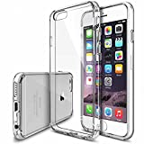 iPhone 6 Case, iPhone 6s Case,ANGTUO iPhone 6 Case Crystal Clear Soft TPU [Anti-Scratch] Ultra-thin Drop Protective Cover for iPhone 6/6s, 4.7 inch