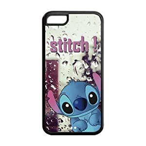 TYHde ipod Touch4 case, ipod Touch4 case cover, ipod Touch4 Covers, ipod Touch4 case cute,Lilo & Stitch Ohana Series Pattern Hard Back Cover Snap on Case for ipod Touch4 ending