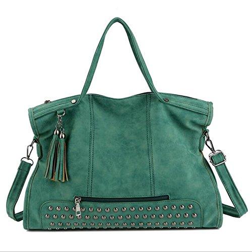 multicolore multifonctionnel Green femmes pour à femmes en cuir bandoulière bandoulière cuir en GAOLIXIA pour à Sac Sac 0zqYwaPX