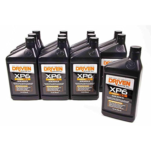 Joe Gibbs Performance 01007 XP6 12PK 15W-50 SYNTHETC by Joe Gibbs