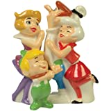 Westland Giftware The Jetsons Magnetic The Jetsons Magnetic Family Salt and Pepper Shaker Set, 4-1/4-Inch