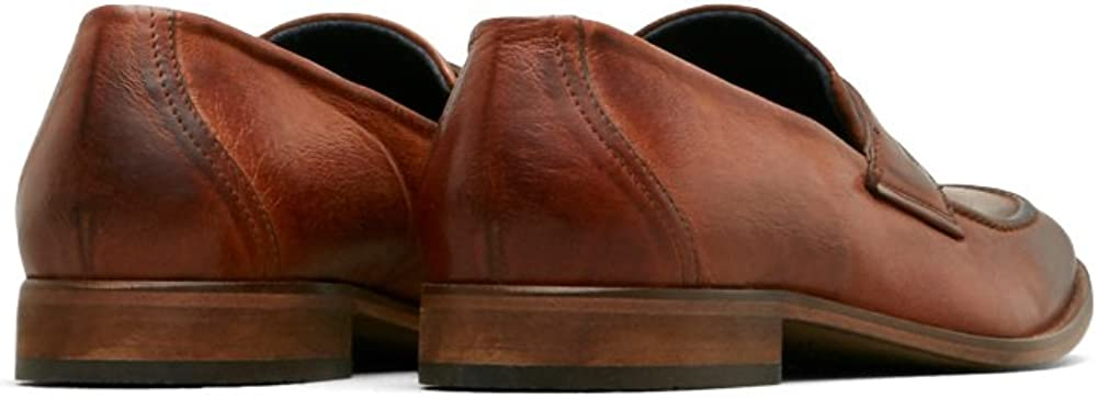 Kenneth Cole New York Mens Crate-ful Slip-On Loafer