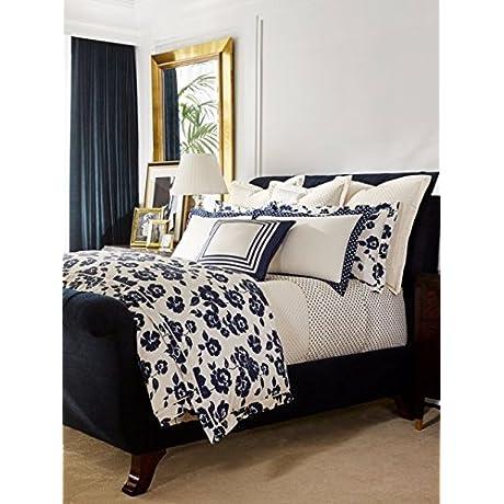 Ralph Lauren Serena Floral Full Queen Comforter Modern Glamour Collection