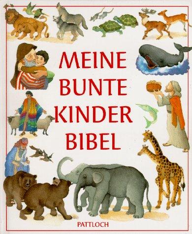 Kunterbunte Kinderbibel
