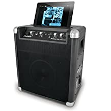 Alesis TransActive Wireless | Portable 50W Powered Bluetooth Speaker System with up to 50-hour Rechargeable Battery